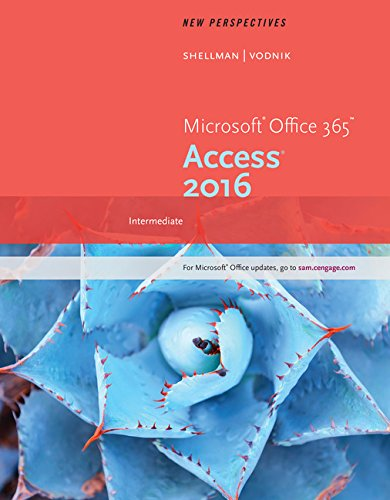 New Persp.Ms.Office 365+Access 16'inter