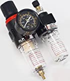 Actopus AFC2000 Air Pressure Regulator Separator Pneumatic Filter Compressor for Oil