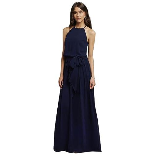 Alana Chiffon Bridesmaid Dress Style W2190MDB