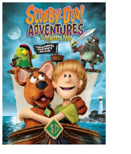 (Scooby-Doo! Adventures: The Mystery Map! (DVD))