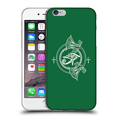 GoGoMobile Coque de Protection TPU Silicone Case pour // Q09950622 Religion 35 Cadmium vert // Apple iPhone 6 PLUS 5.5""