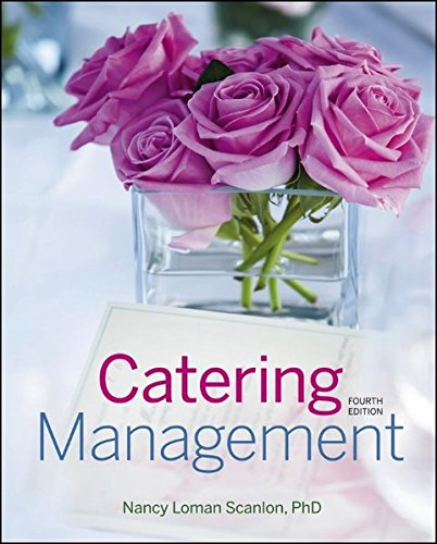 Catering Management by Nancy Loman Scanlon