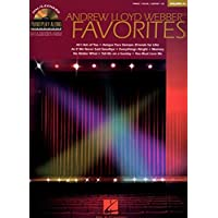 Piano Play-Along Volume 26 Andrew Lloyd Webber Favorites Pvg Book / Cd: Play-Along, CD für Gesang, Klavier (Gitarre)