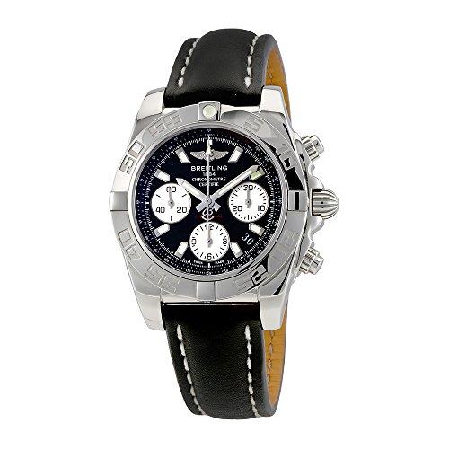 Breitling Chronomat 41 Chronograph Mens Watch AB014012/BA52BKLD