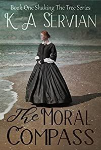 The Moral Compass by K A Servian ebook deal