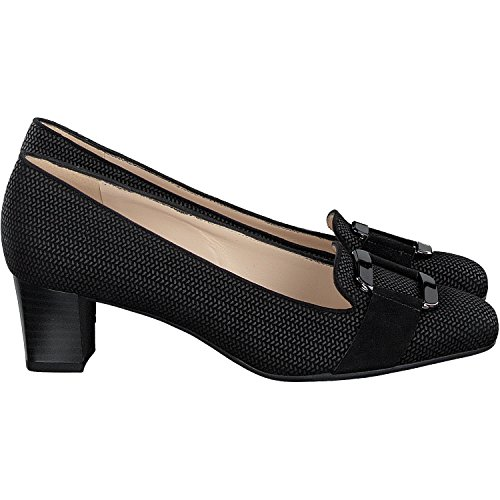Peter Kaiser Women's Court Shoes Black 0U8L9hO8
