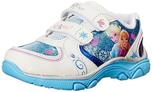 a7e2d747b602 DISNEY Frozen Light-up Athletic Running Shoe (Toddler Little - Import ...