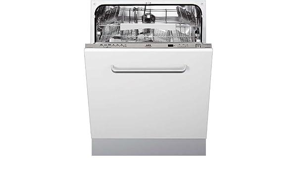 AEG Favorit 86080 VI lavavajilla Totalmente integrado 12 ...