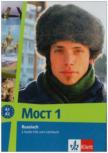 MOCT - Modernes Russisch - Aktualisierte Ausgabe / 2 Audio-CDs zum Lehrbuch