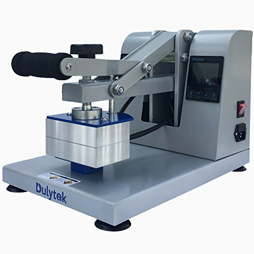 Dulytek DM1005 Manual Heat Press for Solventless Rosin Oil Extraction...