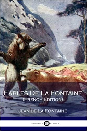 Book Fables De La Fontaine (French Edition)