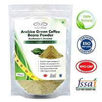 Sinew Nutrition Arabica Green Coffee Beans Powder 200gm