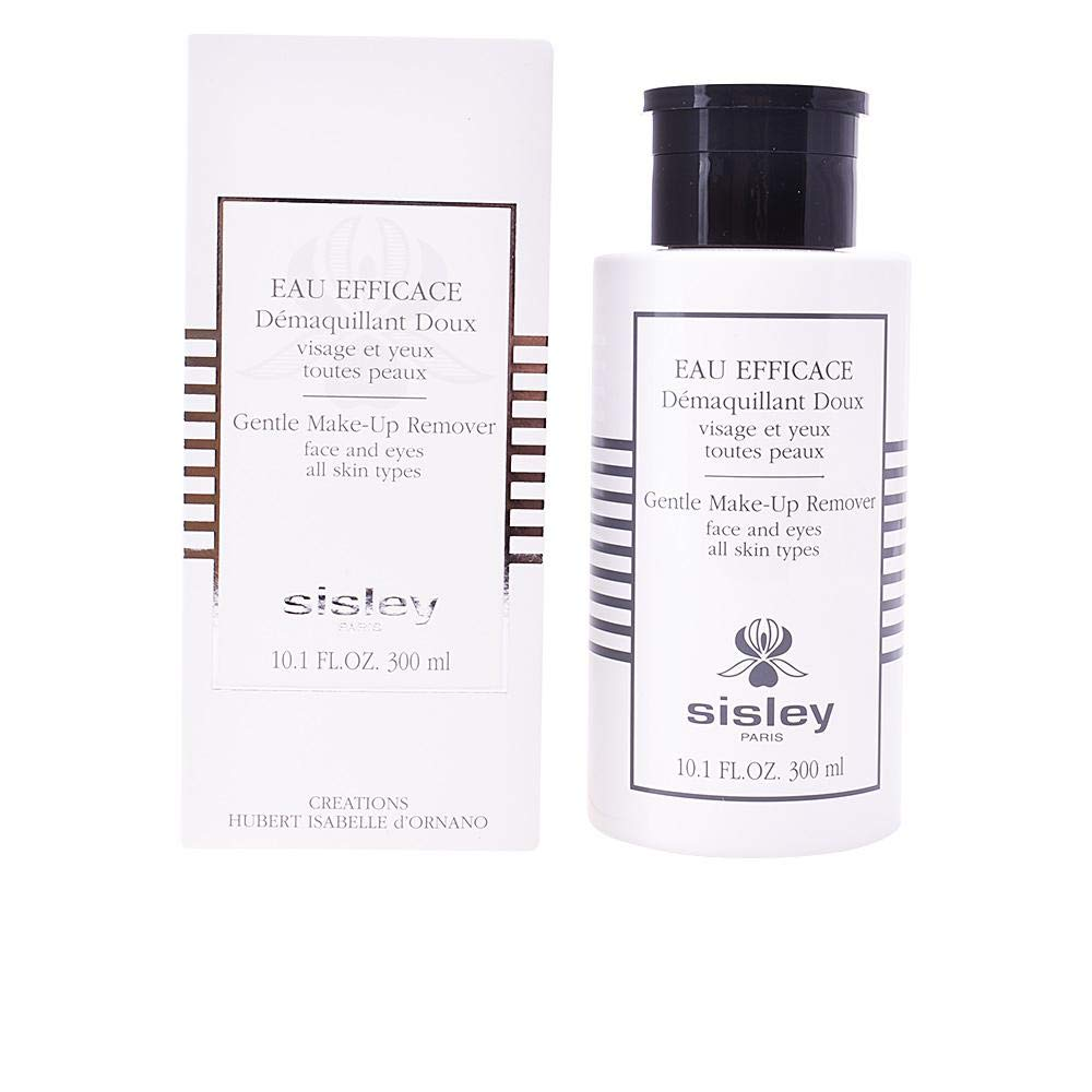 Sisley Women's Eau Efficace Gentle Make-Up Remover for Face & Eyes, All Skin Types, 10.1 Ounce by Sisley