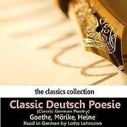 Classic Deutsch Poesie (Classic German Poetry)