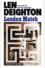 London Match (Samson) Paperback