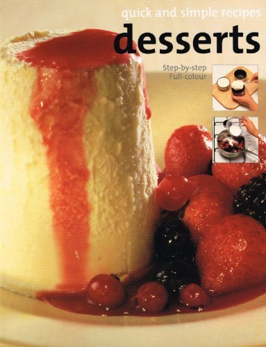 Desserts   Quick And Simple Recipes