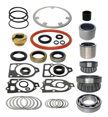 Lower Bearing Case - MERCRUISER ALPHA ONE GEARCASE SEAL & BEARING KIT | GLM Part Number: 25110; Sierra Part Number: 18-8207; Mercury Part Number: 31-803068T1