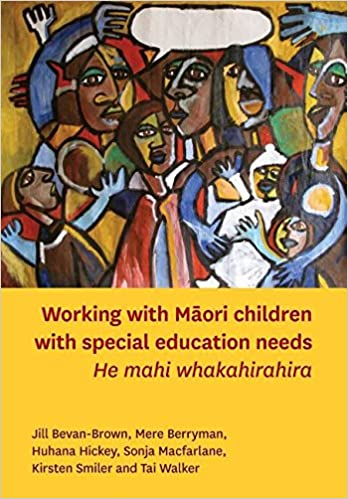 Why Does Special Education Have To Be >> Amazon Com Working With Maori Children With Special