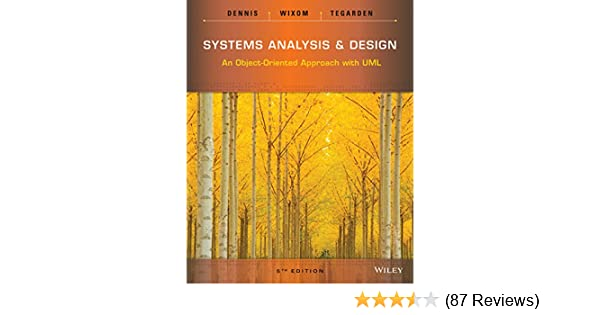 Essentials Of Systems Analysis And Design 5th Edition Pdf