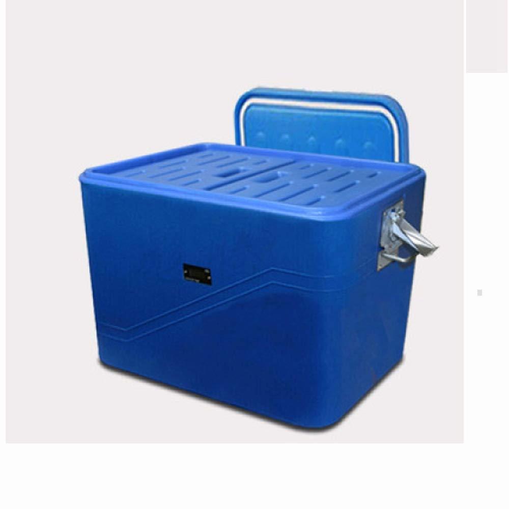 Ambiguity Kühlboxen,100L gekühlte Box Medikament Impfstoff Box Fast-Food zum Mitnehmen Isolierbox