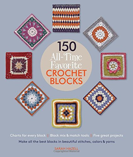 crochet stitch dictionary sarah hazell