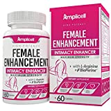 Female Enhancement (60caps) - Hormone Balance for Women - Intimacy & Mood Support - Natural Female Enhancement Pills with Dong Quai, Ginseng & Maca Root