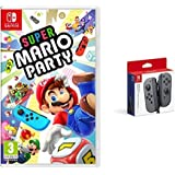 Nintendo Super Mario Party - Nintendo Switch + Doppio Joy-Con Grey