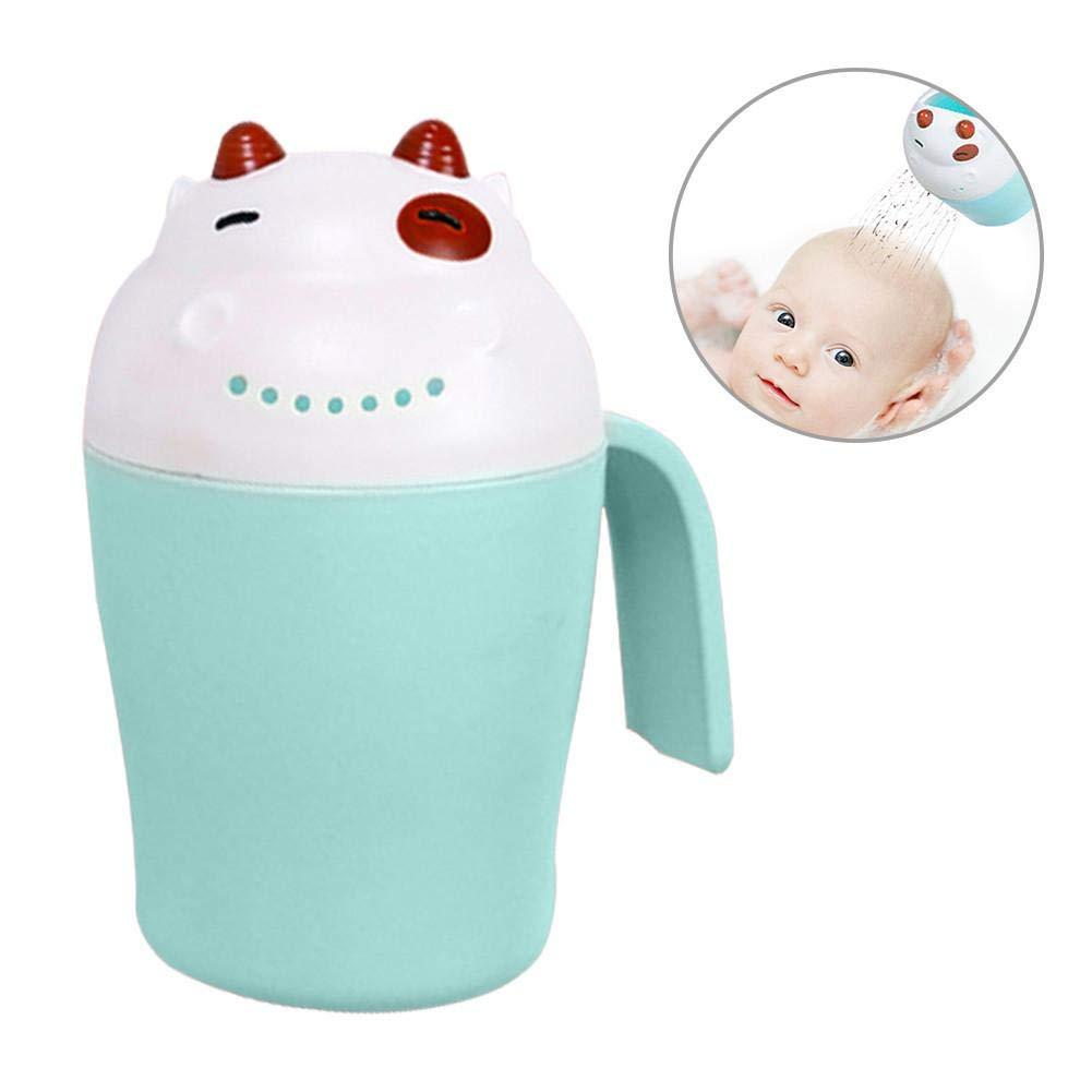 Per Tasse d'eau pour Douche Eau Scoop shampooing Tasse pour bébé Bain Lavage de Cheveux Enfants Salle de Bains Accessoires