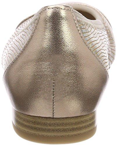 Beige Donna Gabor Sport Beige Comfort Ballerine Rame XwFXqpxBtc