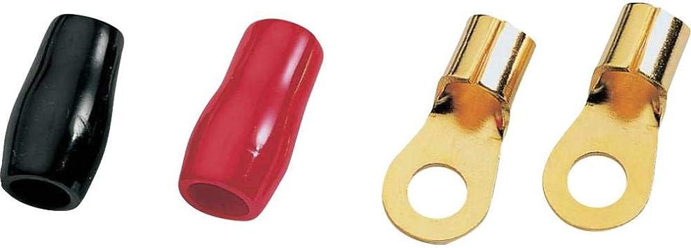 Sinuslive RKS-10 8 x 10qmm Ringkabelschuhe Kabelschuhe Ring Kabelschuh 10mm²