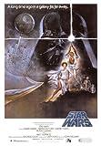 Star Wars Trilogy Entertainment Poster Print, 27x40