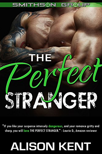The Perfect Stranger: A sexy romantic suspense. An ex-military alpha hero. (Smithson Group Book 9)