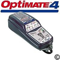 Optimate 4 – Cargador y acondicionador para coche