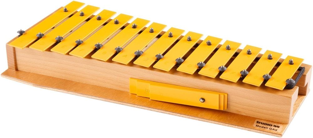 Studio 49 Series 1600 Orff Glockenspiels, Diatonic Alto Unit Only, Gad by Studio 10 (Image #4)