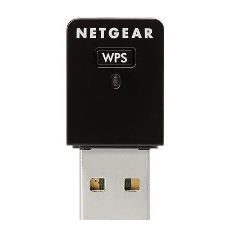 NETGEAR WNA3100M-100ENS Wireless Mini USB Adapter (WNA3100M)