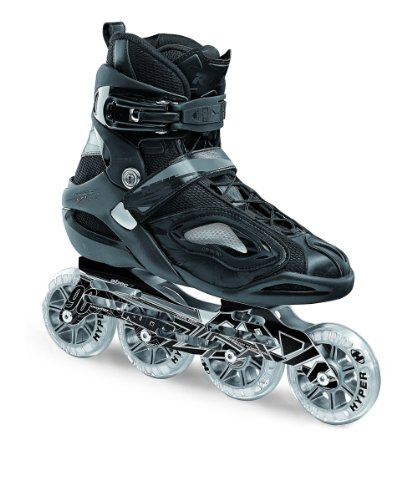 Roces Herren Inline-Skates S 254, schwarz 49