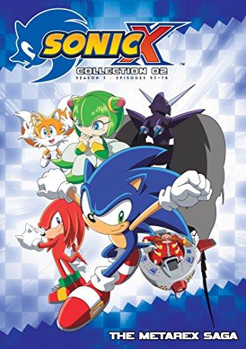 Sonic X Complete Season 3