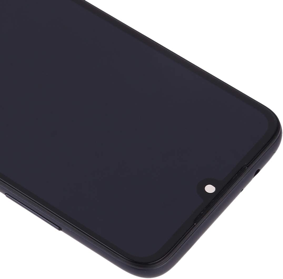 Color : Blue Smartillumi for LCD Screen Replacement LCD Screen and Digitizer Full Assembly with Frame for Xiaomi Redmi 7 Black