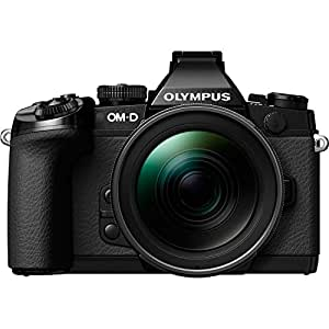 Olympus OM-D E-M1 Mirrorless Camera with Olympus M. Zuiko Digital ED 12-40mm f/2.8 PRO Lens