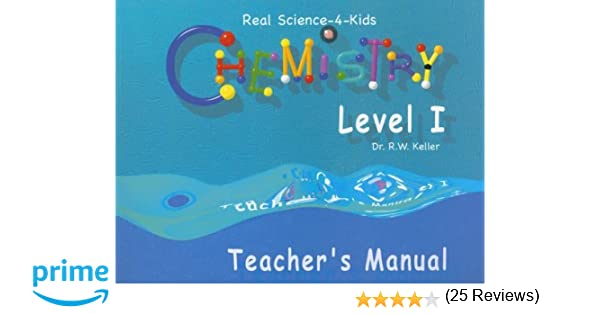Counting Number worksheets fun chemistry worksheets : Chemistry Level I Teacher's Manual (Real Science-4-Kids) (Real ...