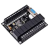 Icstation 32 Bit FX1N-20MR Mini Programmable Logic Controller PLC Board Relay 12 Input 8 Output with RS232 TTL Port