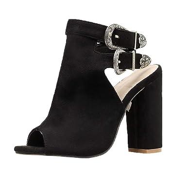 539d9917739a AJPJ(TM)❤️Women Serpentine Sandals Gladiator High Heels Sandals ...