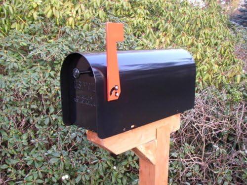 U.S.-Boîte aux lettres TUFFBODY noir boîte aux lettres amérique états unis