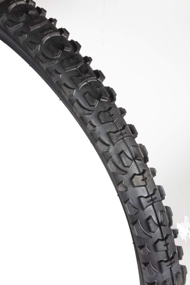 On Bike Cubierta Negro 26 X 1.90 Bici de Mtb la Bici de Montaña ...