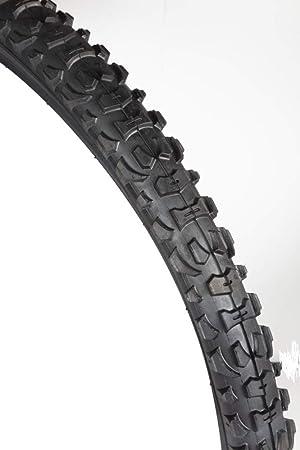 On Bike Cubierta Negro 26 X 1.90 Bici de Mtb la Bici de Montaña Línea Standard: Amazon.es: Deportes y aire libre