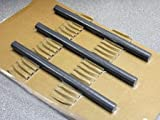One Ferrite Rod, 77 Material, 0.5'' Diameter, 7.5'' Length