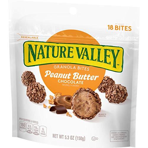Nature Valley Peanut Butter Chocolate Granola Bites 5.3oz