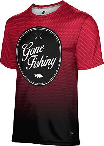 ProSphere Men's Gone Fishing Zoom Shirt (Apparel)