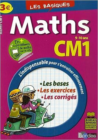 En ligne téléchargement gratuit Maths CM1 pdf, epub