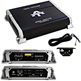 New Autotek MMA2000.1D 2000 Watt Mono Class D Amplifier Mean Machine Car Amp